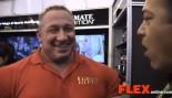 IFBB Pro Markus Ruhl @ 2012 FIBO Power Expo thumbnail