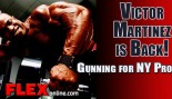 Victor Martinez Gunning for 2013 New York Pro thumbnail