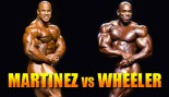 OLYMPIA CLASH OF THE TITANS: MARTINEZ VS WHEELER thumbnail