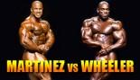 OLYMPIA CLASH OF THE TITANS: MARTINEZ VS WHEELER thumbnail