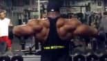 Maxx Charles Trains 2 Weeks Before the 2015 Olympia thumbnail