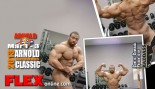 Cedric 15 Days Out Training Video for 2013 Arnold thumbnail