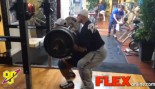 Roelly Winklaar Trains Legs in Preparation for the Chicago Pro thumbnail