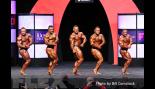 2014 Olympia - Pre Judging Comparisons - Men 212 thumbnail