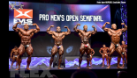 Open Bodybuilding Comparisons - 2015 EVLS Prague Pro thumbnail