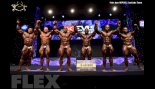 Open Bodybuilding Awards - 2015 IFBB EVLS Prague Pro thumbnail