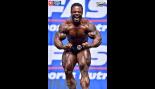 Willam Bonac - Men's Open Bodybuilding - 2015 IFBB Nordic Pro thumbnail
