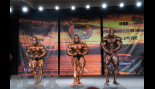 Open Bodybuilding Comparisons - 2015 IFBB Tampa Pro thumbnail