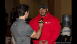 2015 Mr. Olympia Athlete Meeting thumbnail