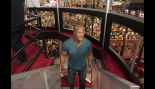 At the 2016 Olympia with The Rock thumbnail