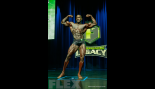 Robert Timms - Classic Physique - 2016 IFBB Ferrigno Legacy Pro thumbnail