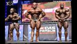 Final Posedown - Open Bodybuilding - 2016 IFBB EVLS Prague Pro thumbnail