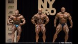 Open Bodybuilding Comparisons - 2017 NY Pro thumbnail