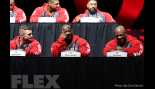 Olympia Press Conference - 2017 Olympia thumbnail