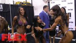 2017 Olympia Pump Up Room: The Women thumbnail