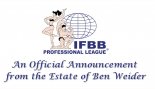 Official Announcement from the Estate of Ben Weider thumbnail