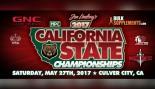 2017 IFBB California State Championships Official Scorecard thumbnail
