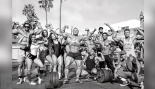 A Star-Studded Photo Shoot at Muscle Beach, CA thumbnail