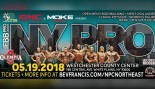 2018 IFBB New York Pro Official Competitor Lists thumbnail