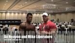Mike Liberatore Interviews An Nguyen after Prejudging thumbnail