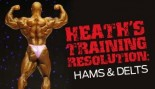 HEATH REVAMPING HIS HAMS & DELTS  thumbnail