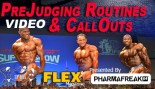 Toronto Pro 2012 Mens Open & 212 Bodybuilding Prejudging Videos thumbnail