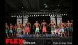 Comparisons - Men's Physique F - 2013 JR Nationals thumbnail