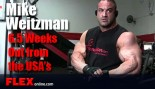 Mike Weitzman Trains Arms 6.5 Weeks for the USA's thumbnail