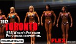 IFBB Women's Pro figure thumbnail