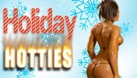 HOLIDAY HOTTIES - MONIQUE MINTON thumbnail