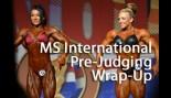 Chad Nicholls Ms International Pre-Judging Wrapup thumbnail