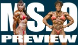 2008 MS. OLYMPIA PREVIEW thumbnail