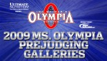 2009 MS. OLYMPIA PREJUDGING GALLERIES thumbnail