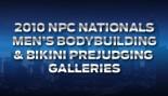 2010 NPC NATIONALS MEN'S BODYBUILDING & BIKINI PREJUDGING thumbnail