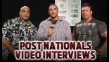 VIDEO: POST NATIONALS INTERVIEWS thumbnail