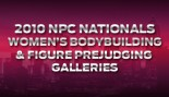 2010 NPC NATIONALS WOMEN'S BODYBUILDING & FIGURE PREJUDGING thumbnail