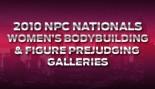2010 NPC NATIONALS WOMEN'S BODYBUILDING & FIGURE PREJUDGING thumbnail