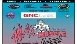 MAX MUSCLE NATURALS THIS WEEKEND thumbnail