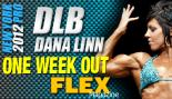Dana Linn Bailey 6 days out from the NY PRO 2012 thumbnail