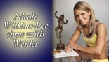 WILKINS-LEE SIGNS WITH WEIDER thumbnail