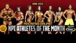 The NPC and Gaspari Nutrition Announce June NPC Athletes of the Month thumbnail