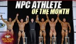 NATIONAL PHYSIQUE COMMITTEE ANNOUNCES MARCH ATHLETES OF THE MONTH thumbnail