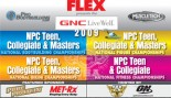 2009 NPC TEEN, COLLEGIATE & MASTERS NATIONAL CHAMPIONSHIPS thumbnail