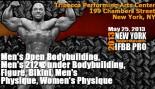 2013 New York Pro Contest Information thumbnail