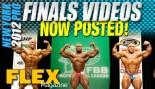 NY PRO FINALS: Individual Posing Routines thumbnail