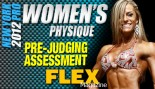 2012 New York Pro Women's Physique Pre-Judging Assessment thumbnail