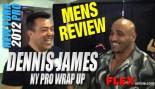 Dennis James Reviews the 2012 New York Pro Men's Bodybuilding thumbnail