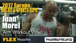 Juan Morel: 3 weeks Out from the Europa Hartford thumbnail