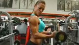 VIDEO: GRISHINA SIX DAYS OUT FROM THE 2010 FITNESS INTERNATIONAL thumbnail