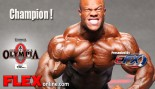 2012 Post Olympia Interview with Phil Heath and Hany Rambod thumbnail